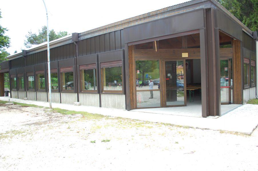 Sala Gomiero - Esterno