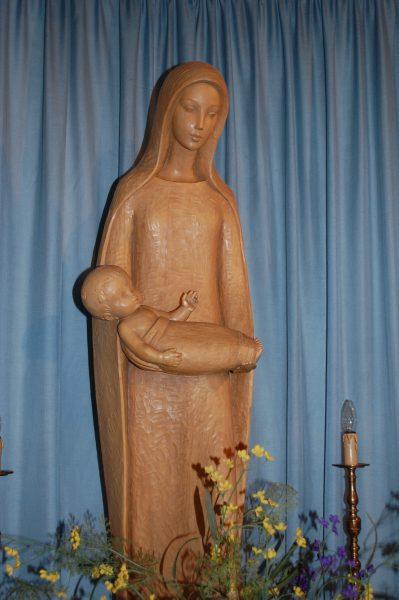 Tempio Internazionale del Donatore - Madonnina